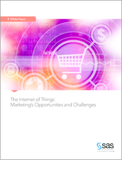 Internet of things marketings opportunities challenges 108104