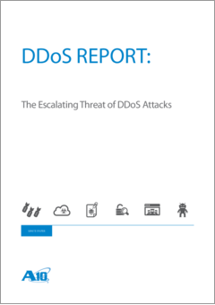 A10 wp 21110 a4 the escalating threats of ddos wp