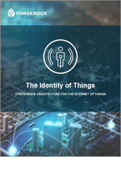 Iot reference architecture letter