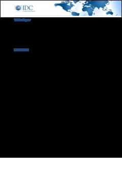 Idc whitepaper ibm optimizes multicloud strategies for enterprise digital transformation ov54293