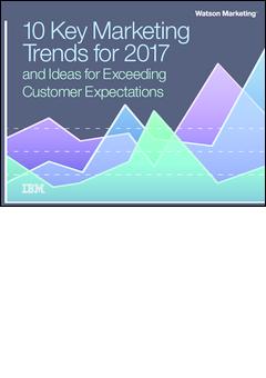 2017 marketing trends ibm 2