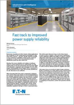 Eaton whitepaper power supply reliability inta4 webready