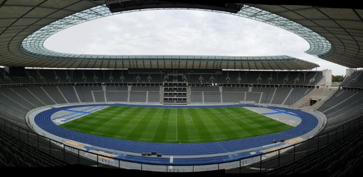 Stadion header