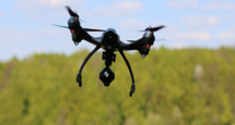 Drone header