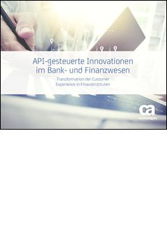 API-gesteuerte Innovationen im Bank- und Finanzwesen