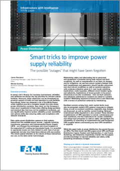 Eaton whitepaper infrastucture with intelligence season inta4 pd final
