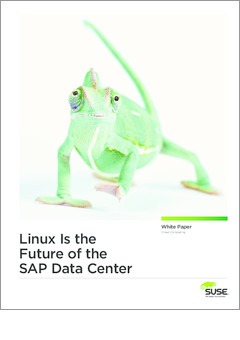 Linux is the future of the sap data center wp