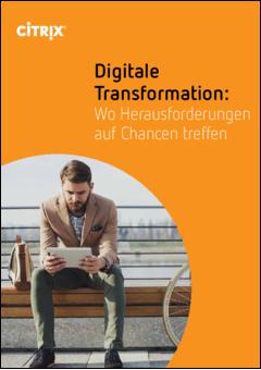 Digital transformation where challenege meets opportunity de