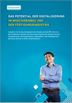 Whitepaper digitalisierung der finanzfunktion in fertigungsindustrie