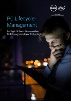 Dell pc lifecycle management eguide de