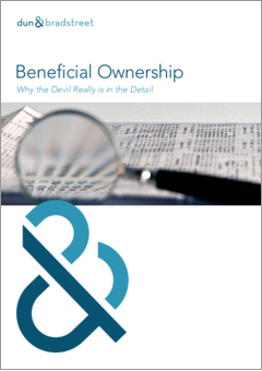 Db 4981 beneficial ownership whitepaper