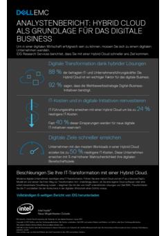 Hybrid cloud als grundlage fu%cc%88r das digitale business