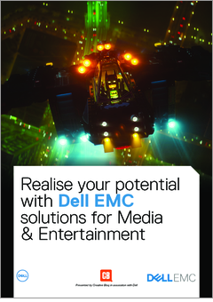 Dell solutions for media   entertainment