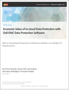 Dell emc esg in cloud data protection wp