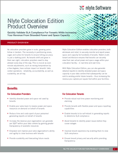 Nlyte colocation product overview