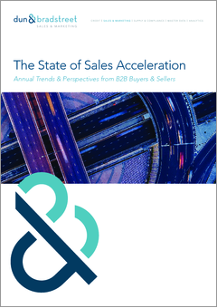 Sales acceleration study report uk 2017