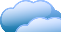 Cloud header