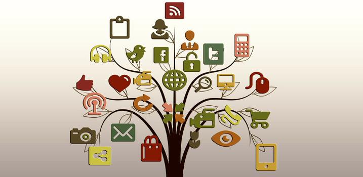 Socialmediabaum